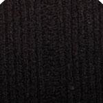 FAST Coton Prążkowany Czarny