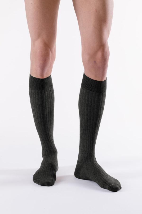 podkolanówki fast laine czarny