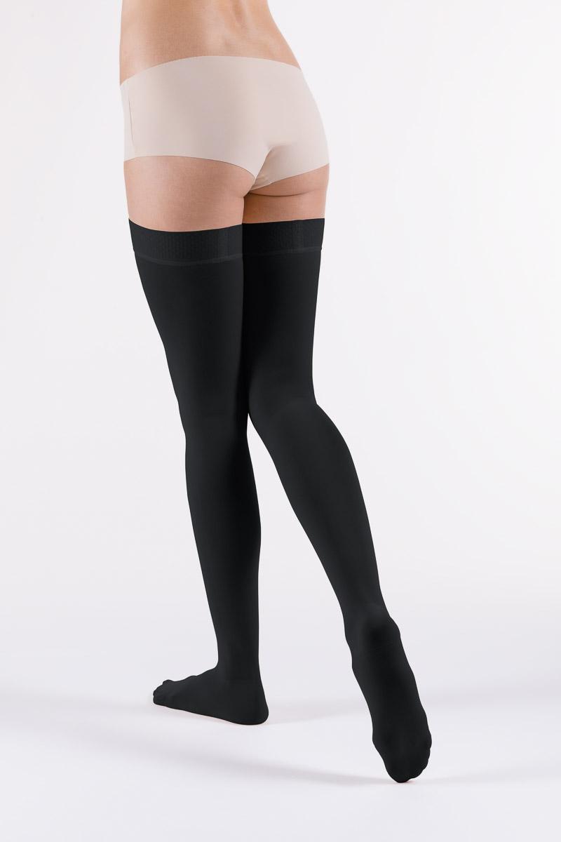 1074e41d5f8ce4 MICRO - pończochy specjalnie dla kobiet z szerokimi udami | Venoflex