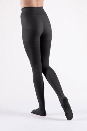 Rajstopy damskie czarne Secret Opaque
